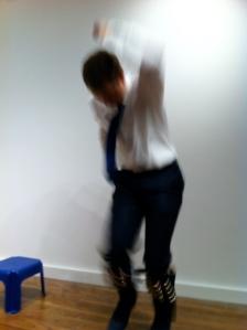 5jake dancing blur ge pic